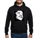 Obama Portrait Hoodie (dark)