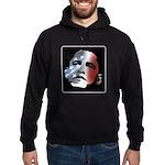 Obama Stars and Stripes Hoodie (dark)