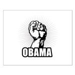 Obama Power Small Poster