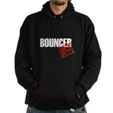 Off Duty Bouncer Hoodie