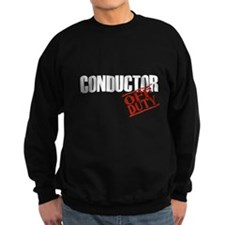 Off Duty Conductor Jumper Sweater