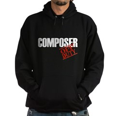 Off Duty Composer Hoodie (dark)