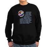 GLBT Equality Sweatshirt (dark)