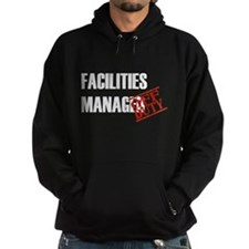 Off Duty Facilities Manager Hoodie