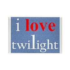 Twilight Love Rectangle Magnet