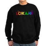 Rainbow Lokahi Sweatshirt (dark)