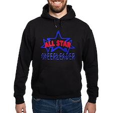 All Star Cheerleader Hoodie
