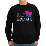 My Other Life Bi Sweatshirt (dark)