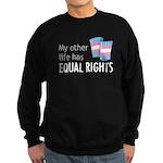 My Other Life Trans Sweatshirt (dark)