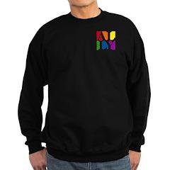 Ally Pocket Pop Sweatshirt (dark)