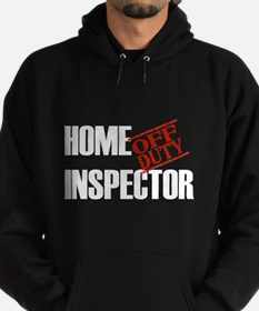 Off Duty Home Inspector Hoodie