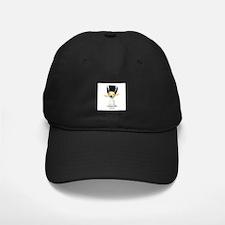 Bride of FrankenSmiley Baseball Hat