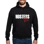 Off Duty Hostess Hoodie (dark)