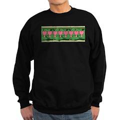 Bleeding Heart Sweatshirt (dark)