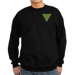 Arboreal Triangle Pocket Knot Sweatshirt