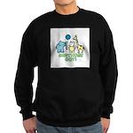 Birthday Boy Sweatshirt (dark)