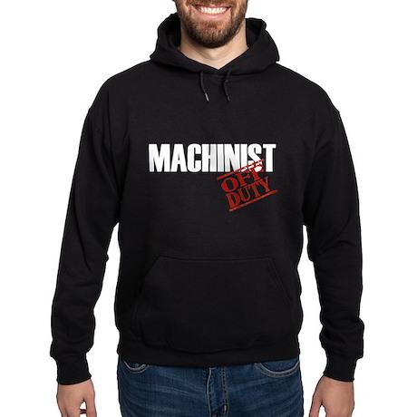 Off Duty Machinist Hoodie (dark)
