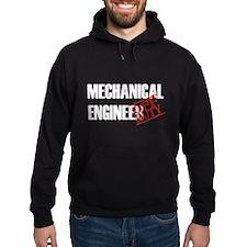 Off Duty Mechanical Engineer Hoodie