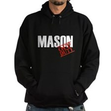 Off Duty Mason Hoodie