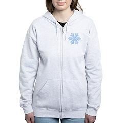 Flurry Snowflake XIII Zip Hoodie