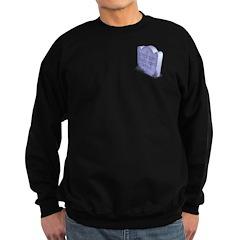 A Little Dirt Sweatshirt (dark)