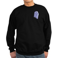 Are We? Sweatshirt (dark)