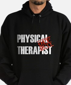 Off Duty Physical Therapist Hoodie