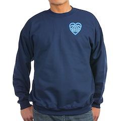 Adanvdo Heartknot Sweatshirt (dark)