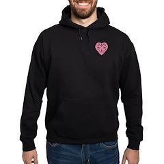 Bijii Heartknot Hoodie (dark)