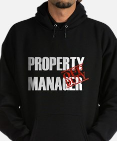Off Duty Property Manager Hoodie