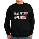 Off Duty Real Estate Appraise Sweatshirt (dark)