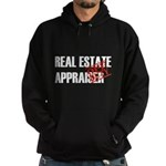 Off Duty Real Estate Appraise Hoodie (dark)