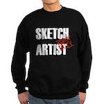 Off Duty Sketch Artist Sweatshirt (dark)