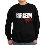 Off Duty Surgeon Sweatshirt (dark)