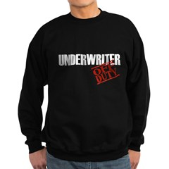 Off Duty Underwriter Sweatshirt