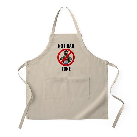 NJZ (toon): BBQ Apron