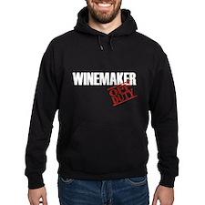 Off Duty Winemaker Hoodie