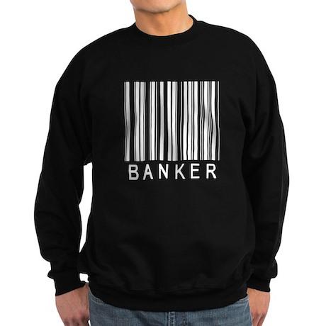 Banker Barcode Sweatshirt (dark)