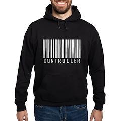 Conroller Barcode Hoodie (dark)