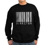 Director Barcode Sweatshirt (dark)