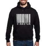 Director Barcode Hoodie (dark)