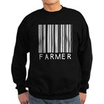 Farmer Barcode Sweatshirt (dark)
