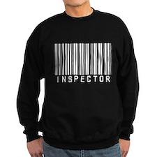 Inspector Barcode Sweatshirt