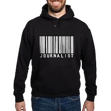 Journalist Barcode Hoodie