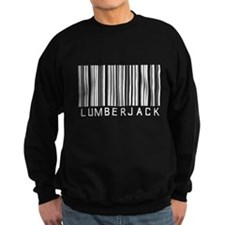 Lumberjack Barcode Sweatshirt