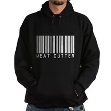 Meat Cutter Barcode Hoodie