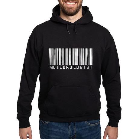 Meteorologist Barcode Hoodie (dark)