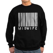 Midwife Barcode Sweatshirt