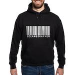 Oceanographer Barcode Hoodie (dark)