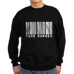 Park Ranger Barcode Sweatshirt (dark)